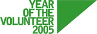 Year of the Volunteer 2005